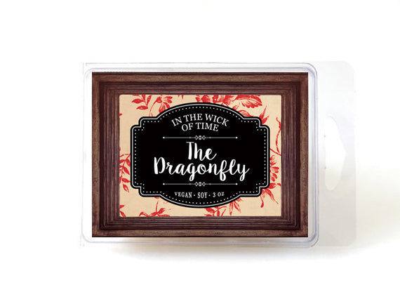 The Dragonfly Wax Melt