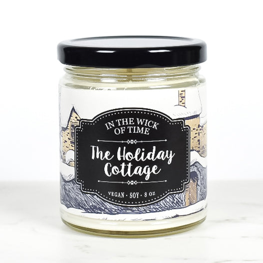 The Holiday Cottage Candle