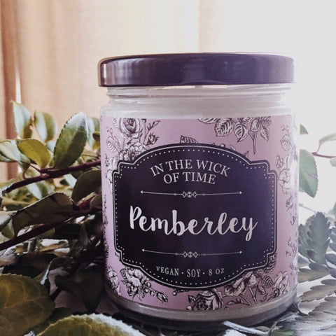 Pemberley Candle