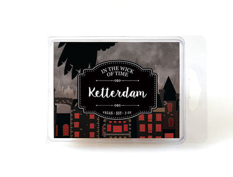 Ketterdam Wax Melt