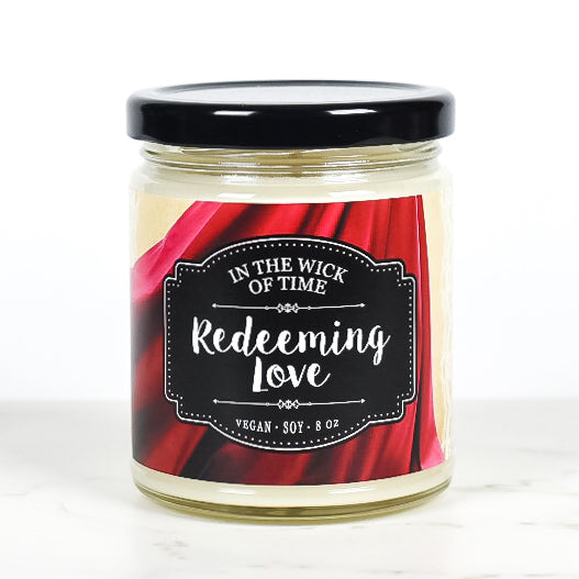 Redeeming Love Candle