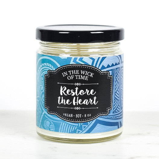 Restore the Heart Candle