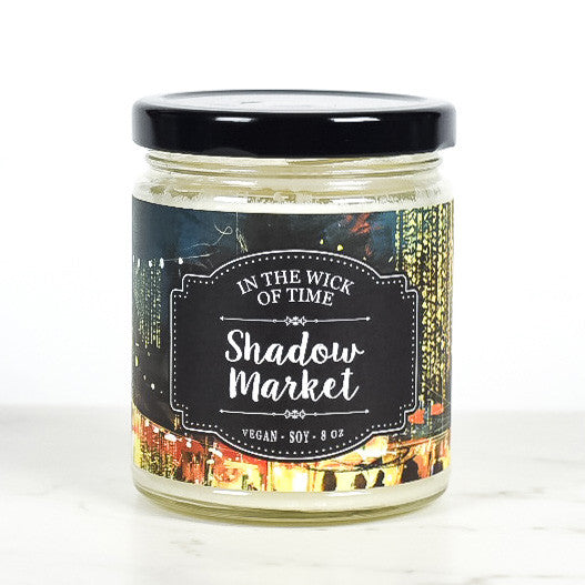 Shadow Market Candle