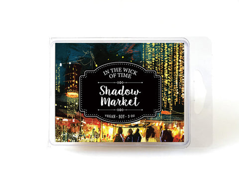 Shadow Market Wax Melt