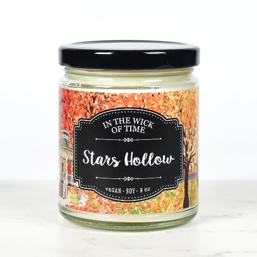 Stars Hollow Candle