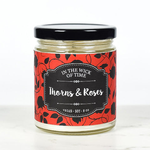 Thorns & Roses Candle