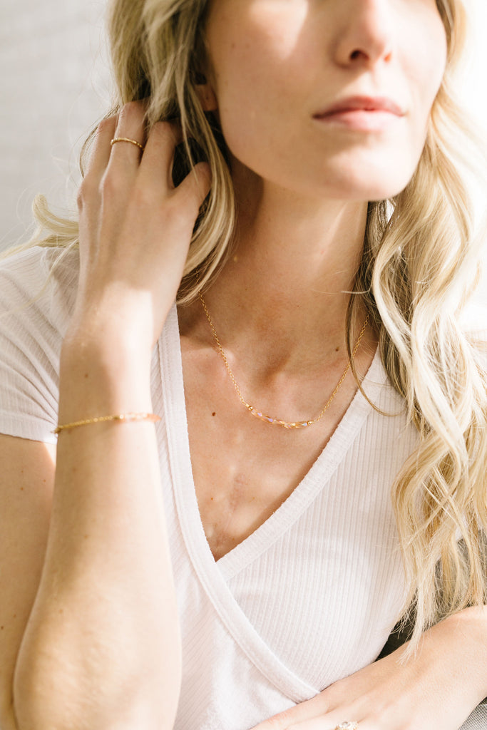 Echo Choker Necklace