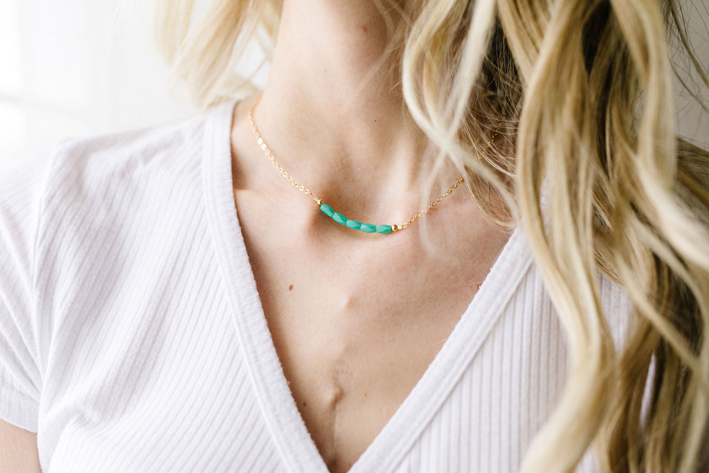 Bay Choker Necklace