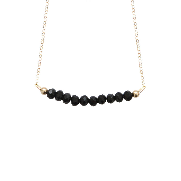 Midnight Choker Necklace