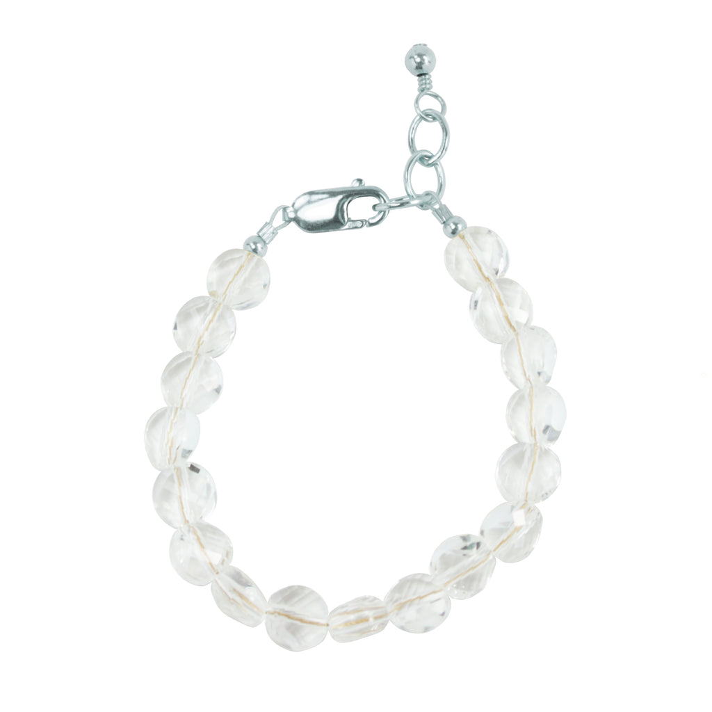 Charming Adult Bracelet (8MM beads)