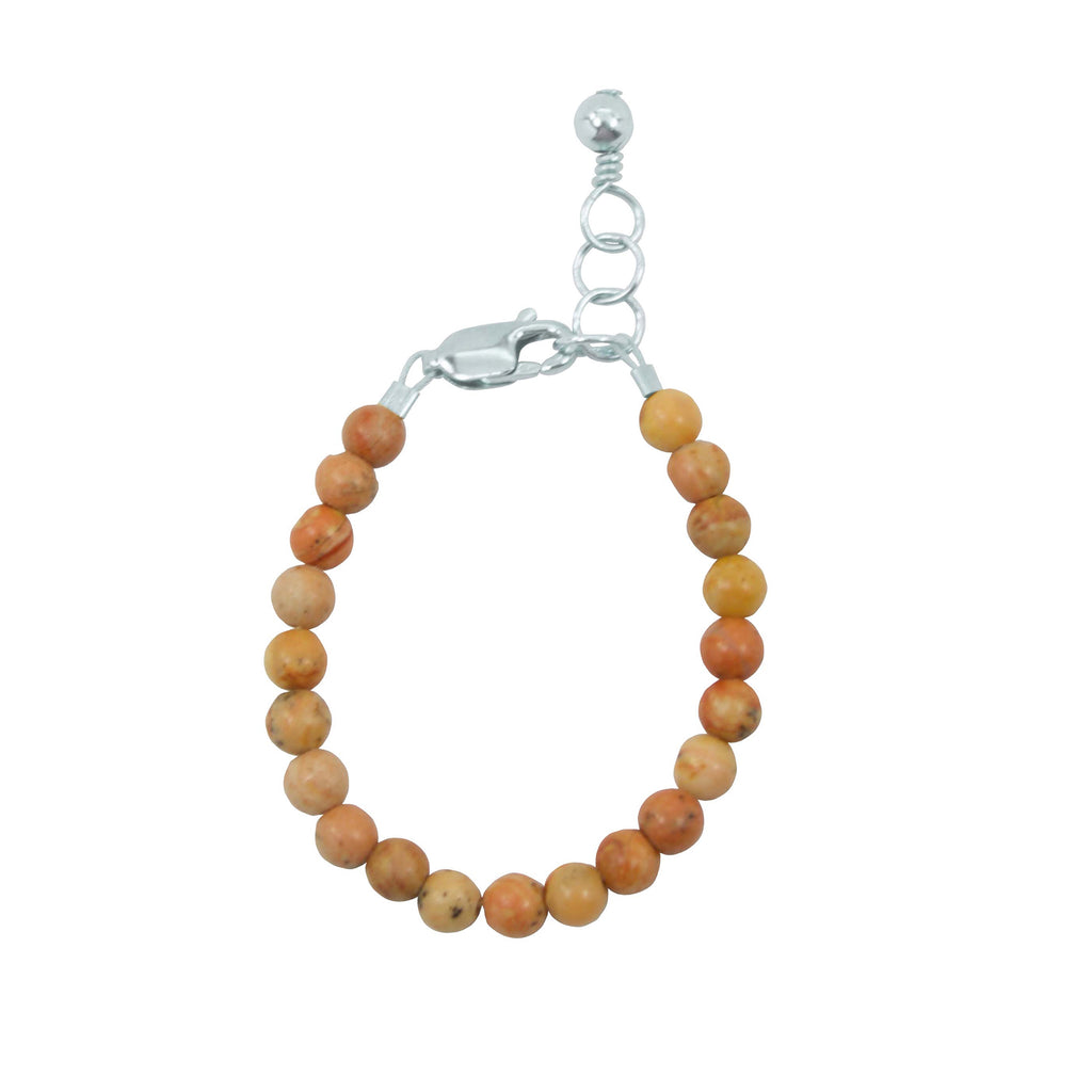 Clay Baby Bracelet (4MM beads)