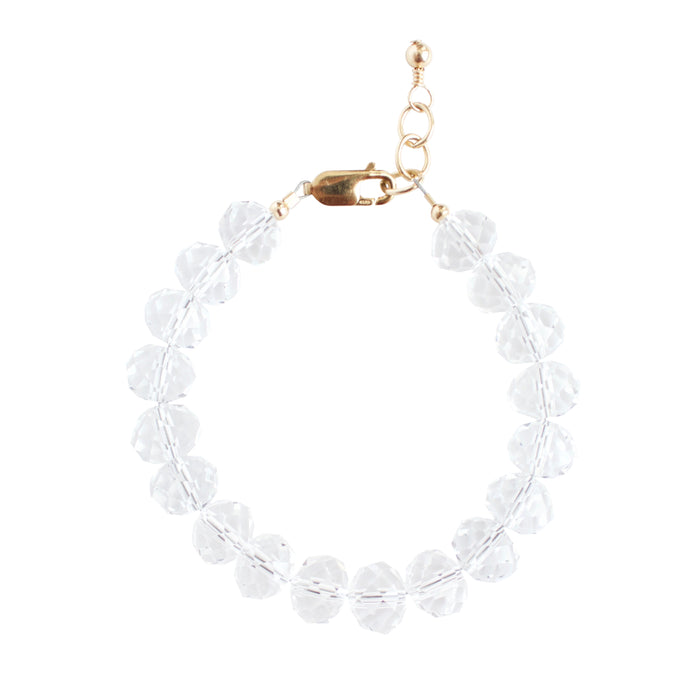 Crystal Adult Bracelet (10MM beads)