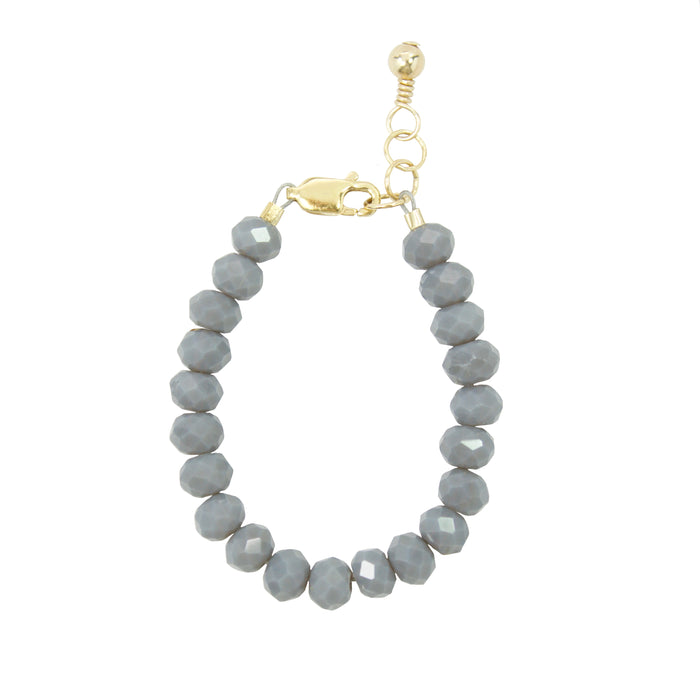 Pebble Baby Bracelet (6MM beads)