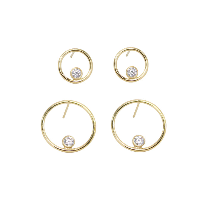 Essence Stud Earrings
