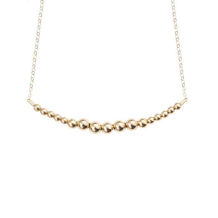 Gold {shiny} Choker Necklace