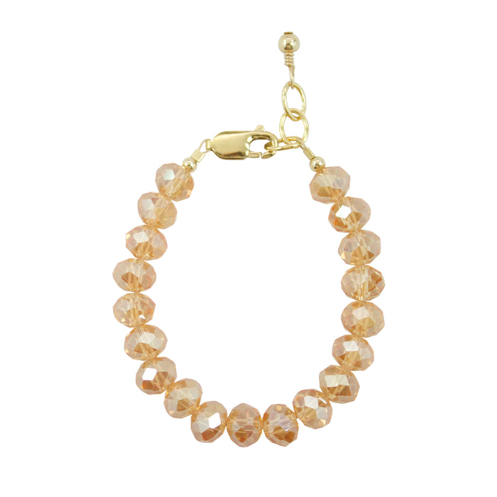 Honey Adult Bracelet (8MM beads)