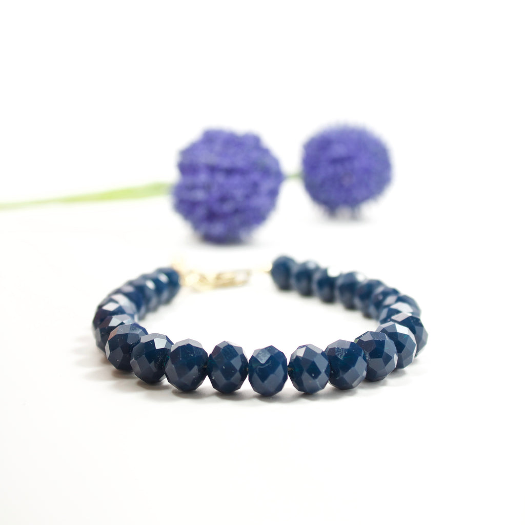 Twilight Adult Bracelet (8MM beads)
