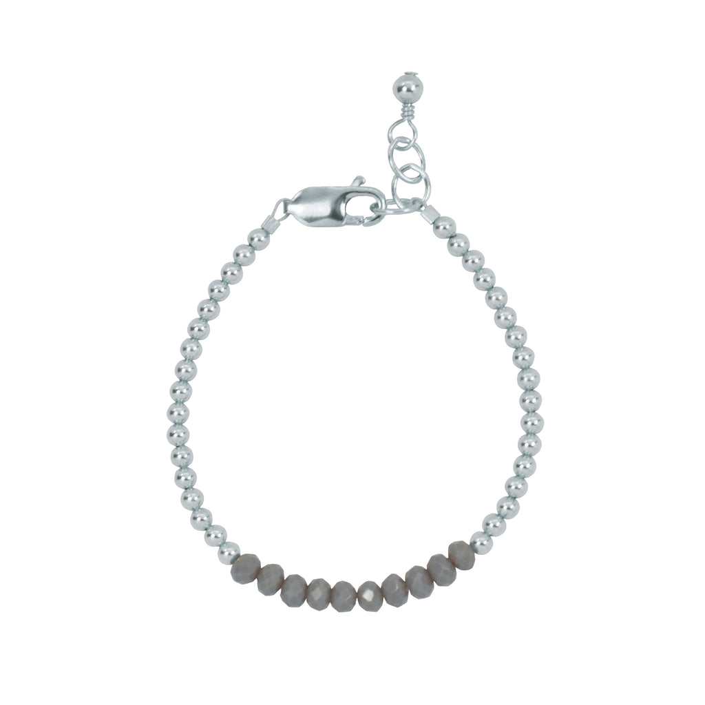 Janelle Adult Bracelet (4MM beads)