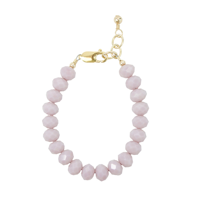 Wisteria Adult Bracelet (8MM beads)