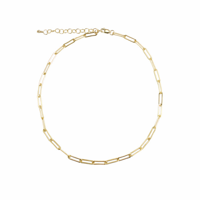 Loyalty Choker Necklace (13MM Links)