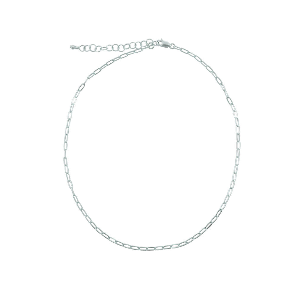 Loyalty Choker Necklace (6MM Links)