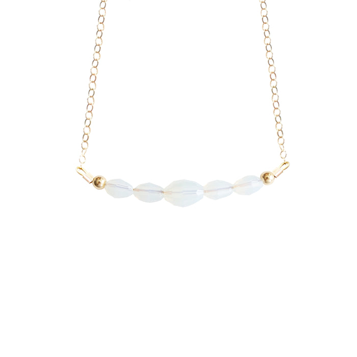 Mist Choker Necklace