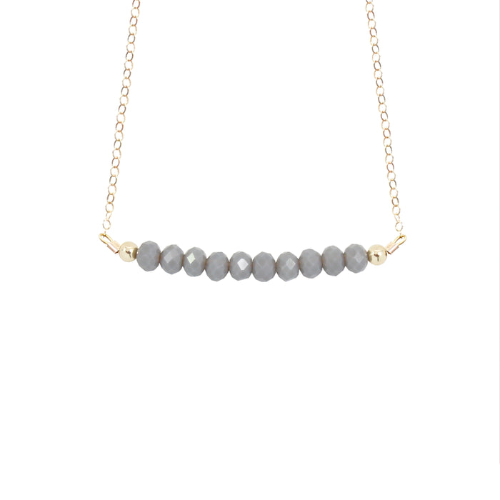 Pebble Choker Necklace