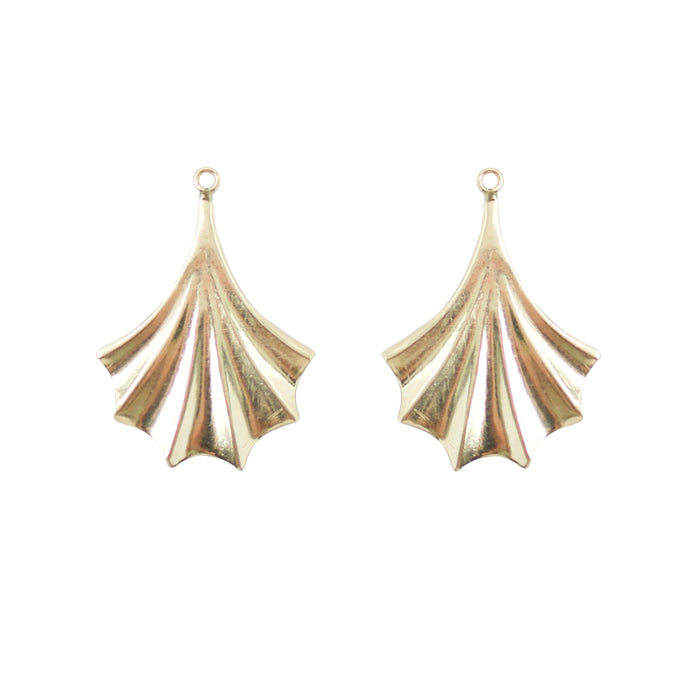 Shell Earring Jacket
