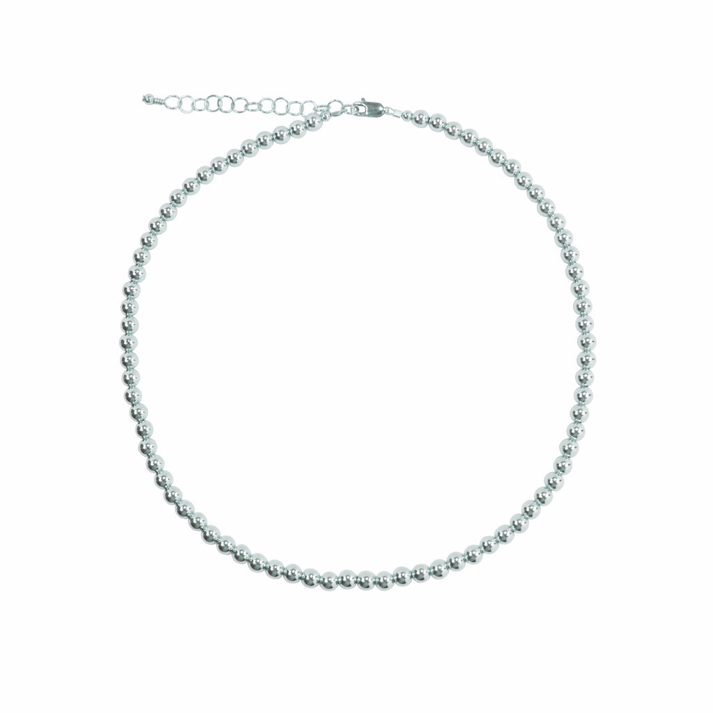Kindness Choker Necklace (5MM Beads)