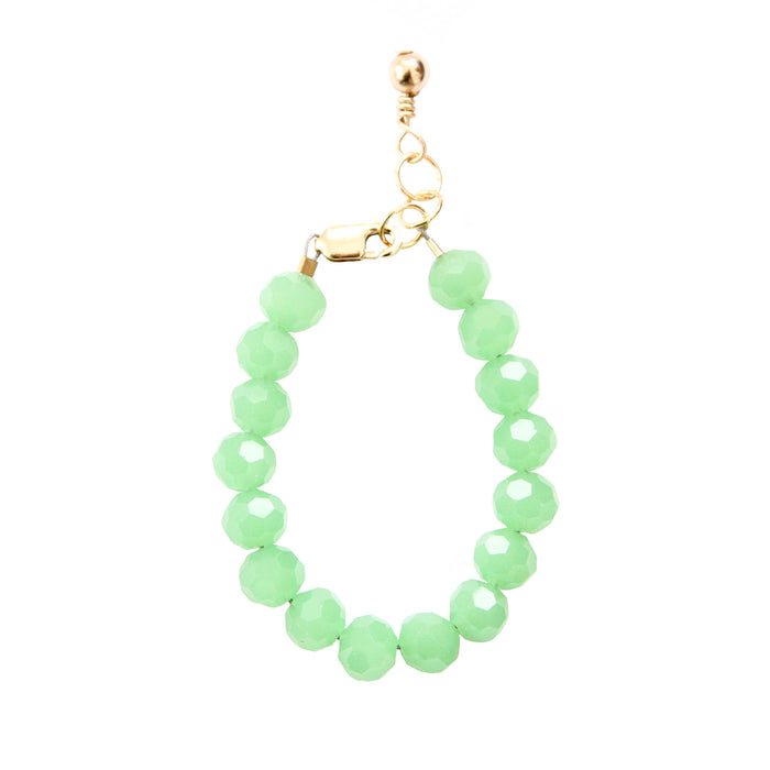 Sprout Baby Bracelet (6MM beads)