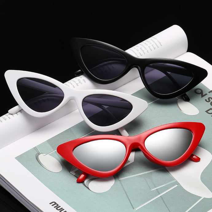 Cat Eye Sunglasses (FREE THIS MONTH! )