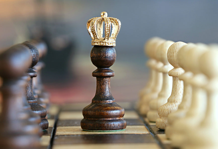 The Strategic Depth and Difficulty of Chess
