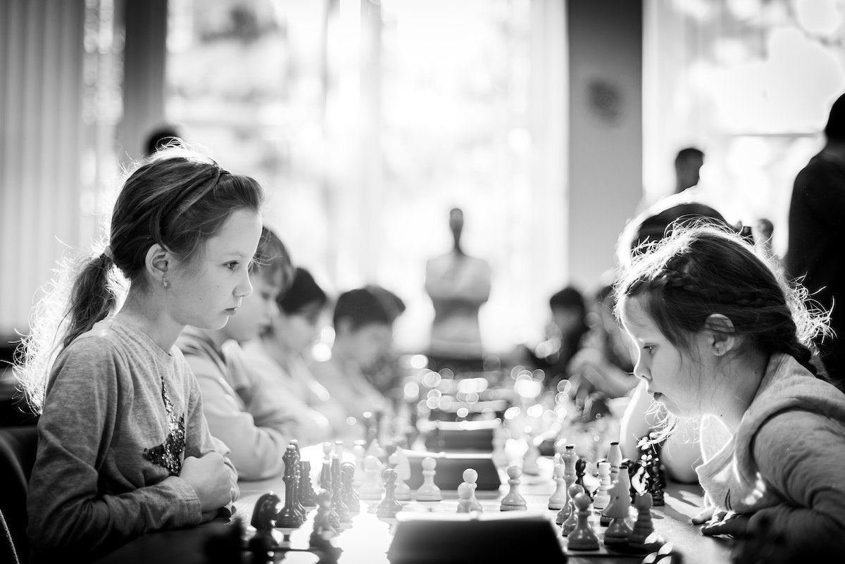 A Chess Player's Strategy and Life Lessons