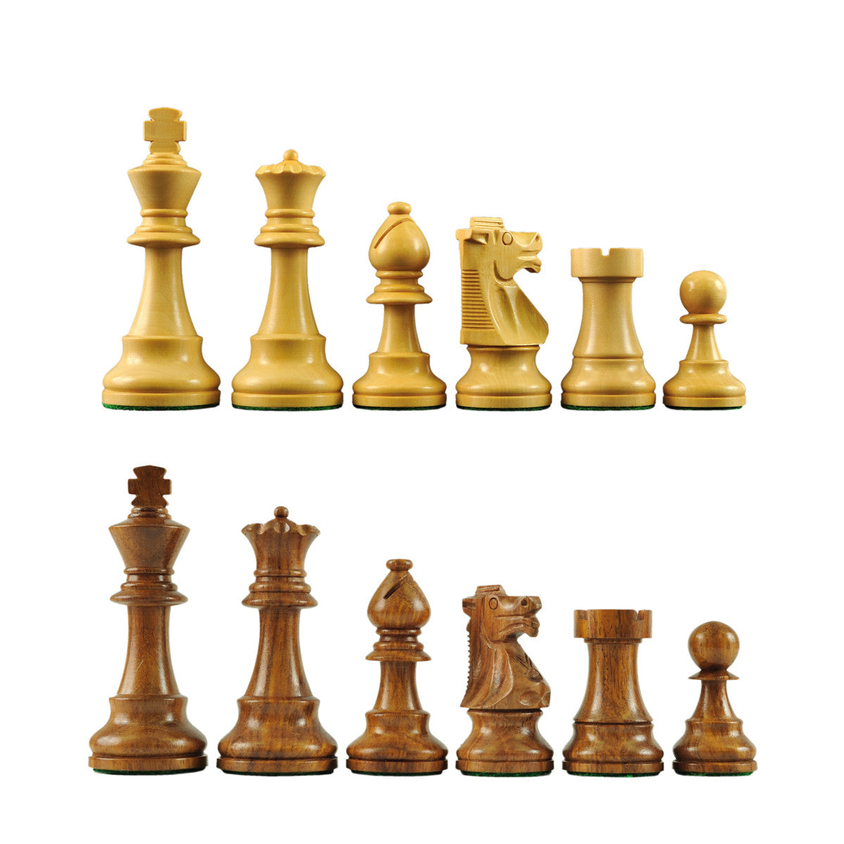 Quality Wooden Chess Pieces