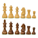 Classic Wooden Chess Pieces