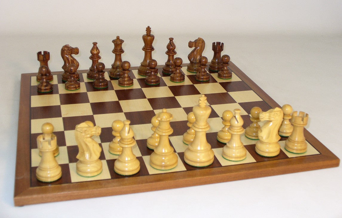 Sheesham Classic on Sapele Board