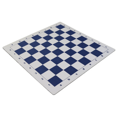 "Mousepad Vinyl Chess Board with 2.25"" Squares"