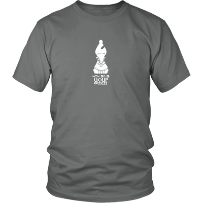 How big is your Chess? - Adult Unisex T-Shirt