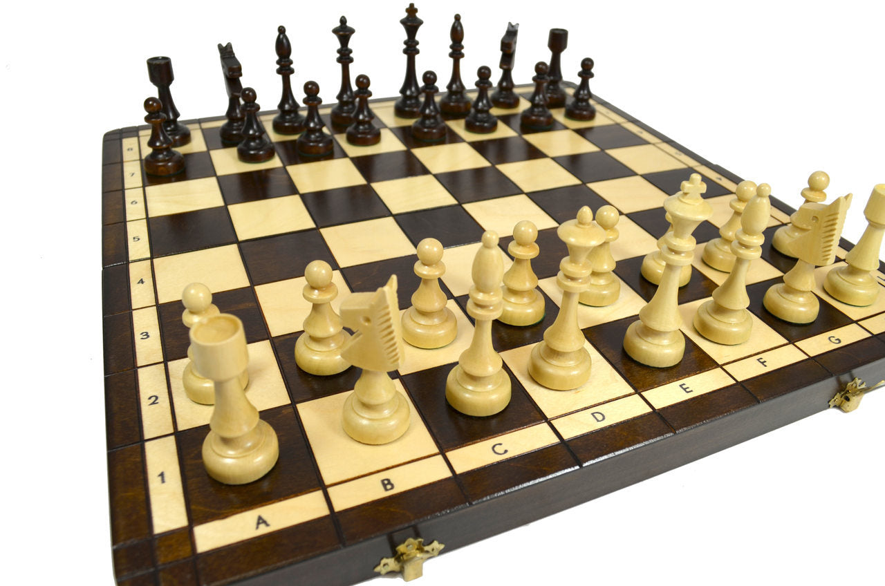 Classic Wooden Chess Set