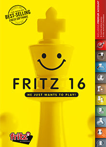 Fritz 16 - Best Chess playing software - English Version