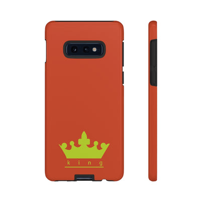 King crown - Premium Tough phone case