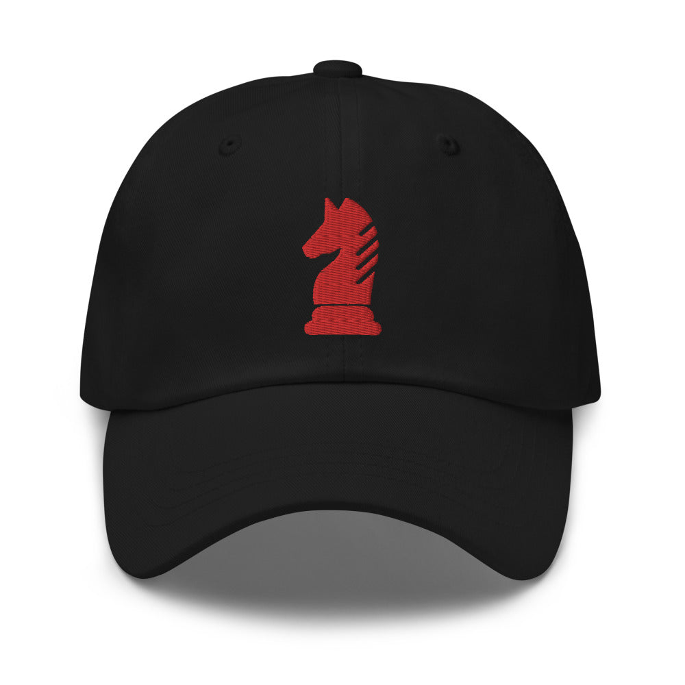 Knight embroidered Dad hat