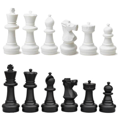"25"" Indoor and outdoor Giant Chess Pieces"