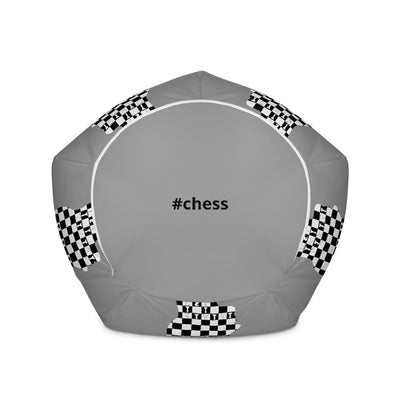 Chess cranium Bean Bag Chair w/ filling