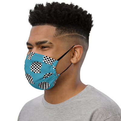 Chess Cranium Premium face mask