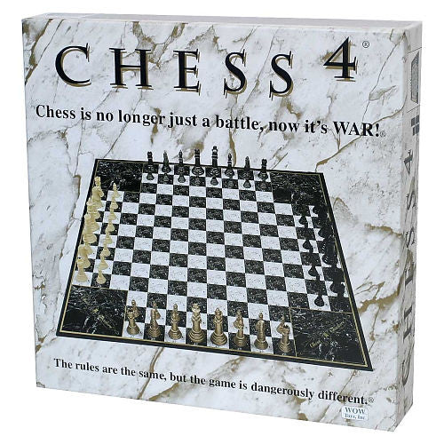 Chess 4 - Now its WAR!