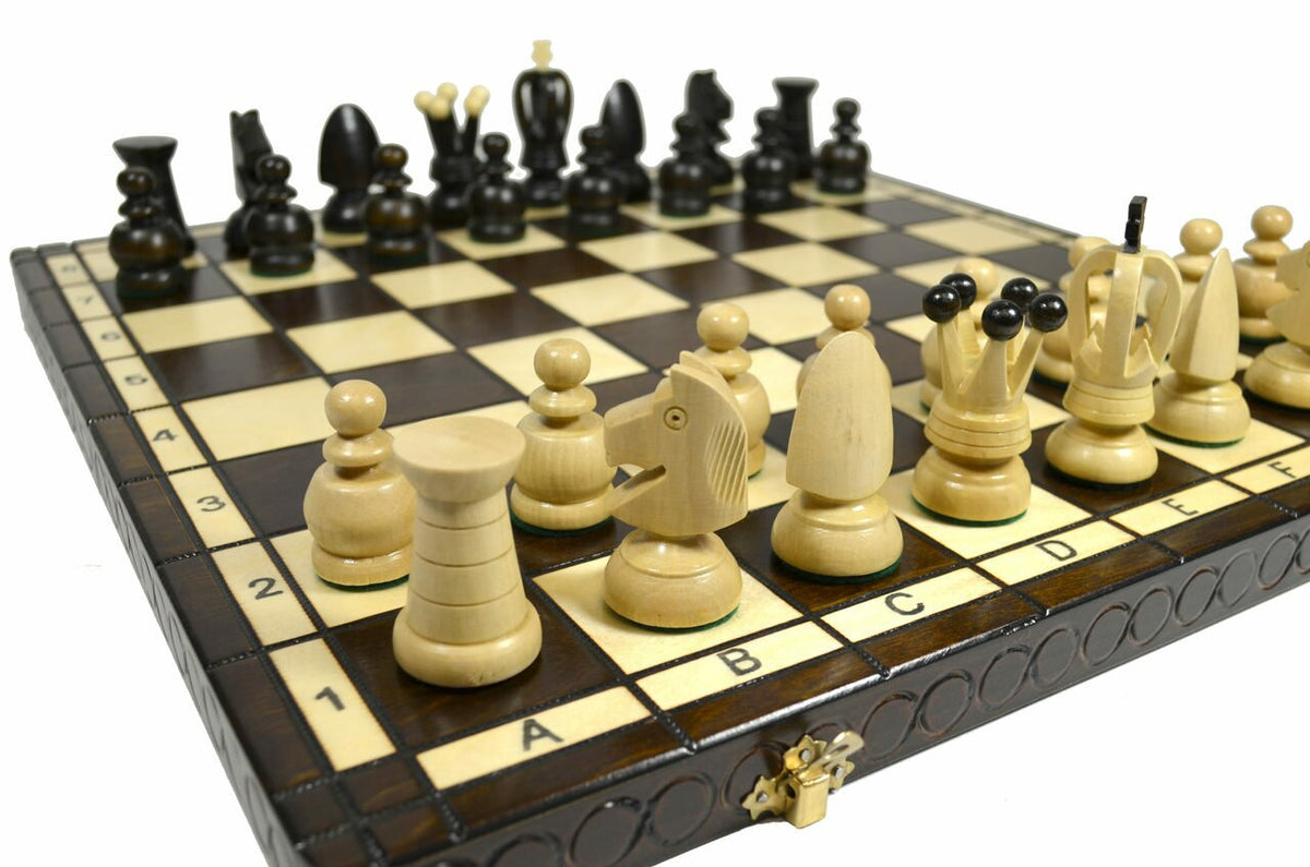 Poltava European Chess Set