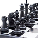 International Word Chess Game Medieval Folding Chess Pieces/ Complete Chess Set Entertainment