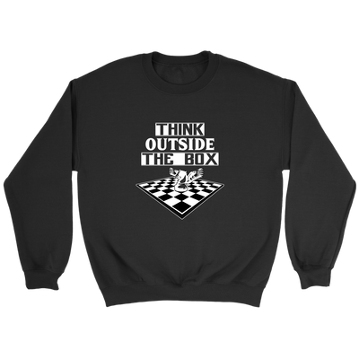 Think outside the box - Unisex Sweatshirt
