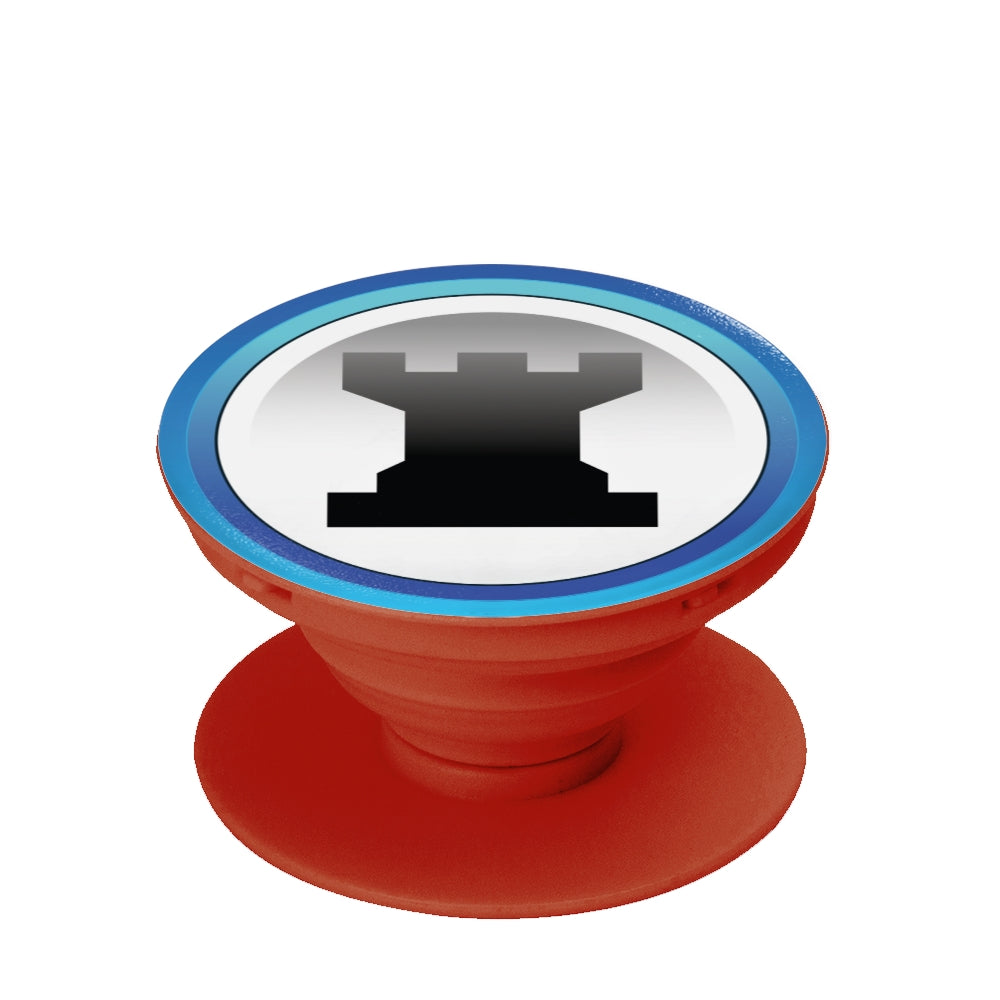Rook pop socket, collapsible Grip And Stand for Phones & Tablets